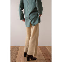 "【""little $uzie"" Original #3】Meino wool Slit Knit Pants (ls072)"
