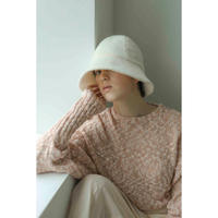 【little $uzie  #6】2way Slab Dolman Knit(ls158K)