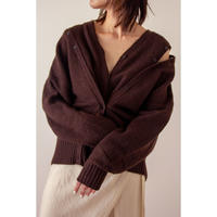 "【""little $uzie"" Original #3】Button Layered Cardigan (ls071)"