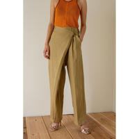 Wide Wrap Pants(ls132P)
