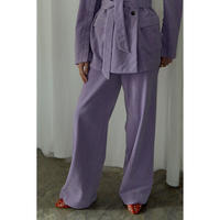 Corduroy Suspenders Wide Pants(ls116P)