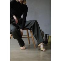 Wool Tapered Slacks(ls194P)