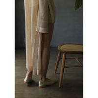 "【""little $uzie"" Original #6】2way Mesh Knit Dress(ls159K)"