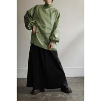 Leather Like Anorak Shirt(ls14250T)