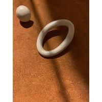 【G.BINSKY】TEMPO EARRINGS - Matto Sand(GB001-00011)