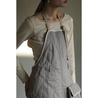 Quilting Apron Dress(ls147D)