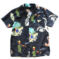 【DEADSTOCK】WINWIN SPACE SS SHIRTS