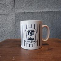 【未使用品】NEWYORK YANKEES MUG CUP