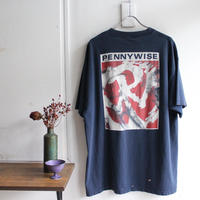"""【USED】""""PENNY WISE"""" MADE IN USA TEE"""