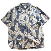 【USED】INSIDE OUT SS ALOHA SHIRTS