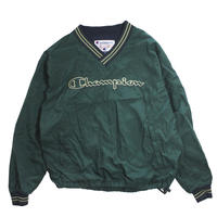 【USED】CHAMPION PULLOVER NYLON JACKET