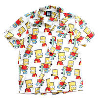 【DEADSTOCK】WINWIN THE SIMPSONS  SS SHIRTS