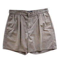 【USED】POLO RALPH LAUREN COTTON SHORTS  MADE IN USA