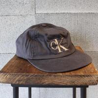 【NEW】CALVIN KLEIN LOGO CAP
