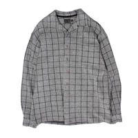 【USED】CALVIN KLEIN CHECK PAJAMA SHIRTS