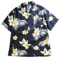 【USED】CROFT&BRROW SS ALOHA SHIRTS