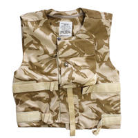 【DEAD STOCK】BRITISH ARMY BODY ARMOUR VEST