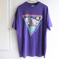 【USED】HANES BEEFY-T MADE IN USA TEE(L)
