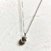 【NEW】 IN-PUT-OUT Real Apple Necklace / Silver925