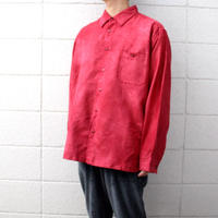 【USED】CRAFT&BARROW SOFT SUEDE SHIRTS