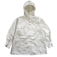 【VINTAGE】40s SWISS MILITARY COTTON ANORAK