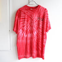 【USED】HAND DYED BY SUNDOG CARDINALS TEE(L)