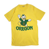 【USED】OREGON DUCKS T-SHIRTS