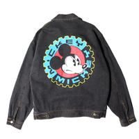 【USED】MICKEY&CO DENIM JACKET