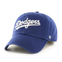 【NEW】47 Brand Dodgers Script '47 CLEAN UP