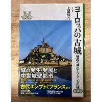 ヨーロッパの古城―城郭の発達とフランスの城 (世界の城郭)(大型本)