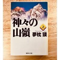 神々の山嶺 上・下セット(集英社文庫)