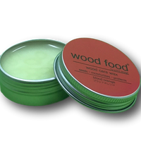 天然艶出し蜜蝋ワックスミニ『wood food』ーブラッドオレンジ