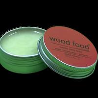 天然艶出し蜜蝋ワックスミニ『wood food』ーブラッドオレンジ