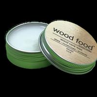 天然艶出し蜜蝋ワックスミニ 『wood food』-ヒノキ