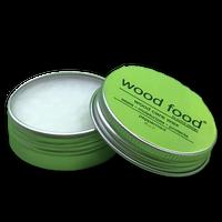 天然艶出し蜜蝋ワックスミニ『wood food』ーミント