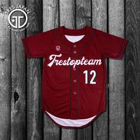 Andrew Fitzgerald選手応援ベースボールシャツ#12