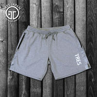 【TMC】SWEAT REFLECTIVE SHORTS(Gray)