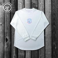 【TMC】Long-Sleeve Shirts(Off-White/Aqua/Pink)