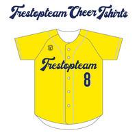 西山達哉選手応援ベースボールシャツ#8