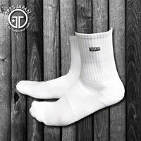 【TMC】BASKET SOCKS  1POINT(Black)