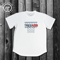 【TRESJAPAN】ヘキサゴンHeiQ Tシャツ(ホワイト)