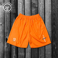 【TMC】PKT Shorts(Orange)