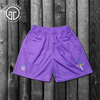 【TMC】PKT Shorts(Purple)