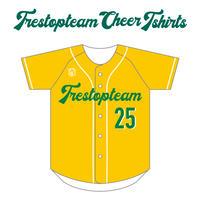 石原愛子選手応援ベースボールシャツ#25