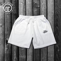【TMC】SWEAT LOGO SHORTS(White)