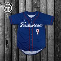 Luke Evans選手応援ベースボールシャツ#9