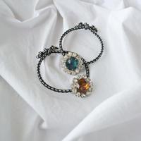 select bijou HEB /  Blue・Amber
