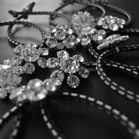 Select bijou HEB / diamond・flower