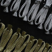 Belt Ribbons /  Metallic