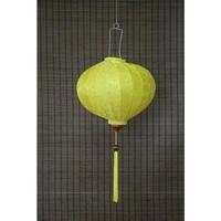ベトナムランタン 丸形 Mサイズ 黄色